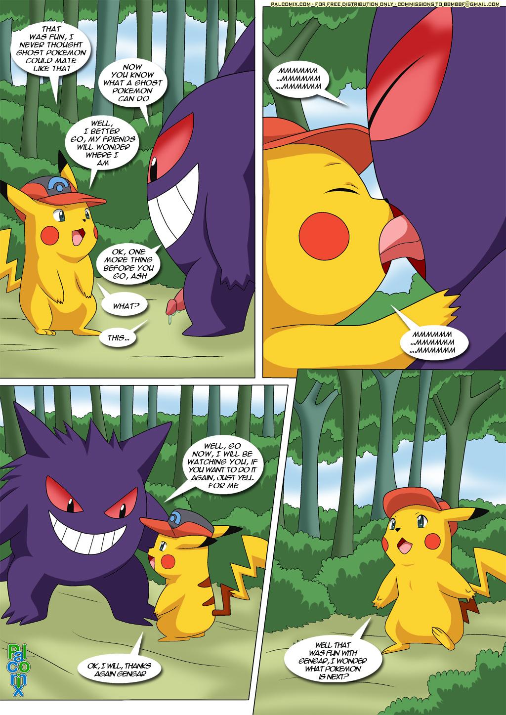 comics porn Pokemon pikachu