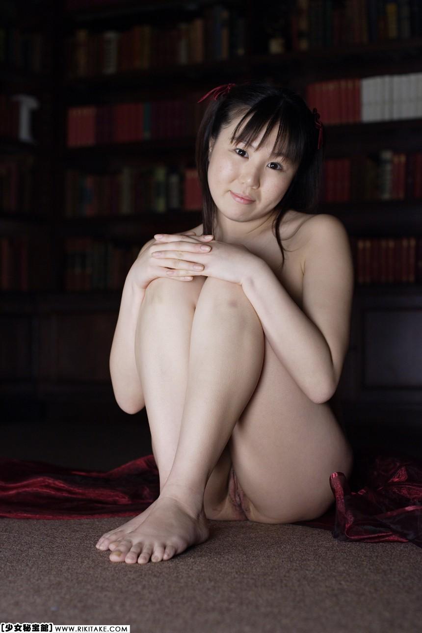 rikitake shaved asian highres nude paipan photo pussy rikitake shaved shaved_pussy  suzune_wakakusa uncensored.