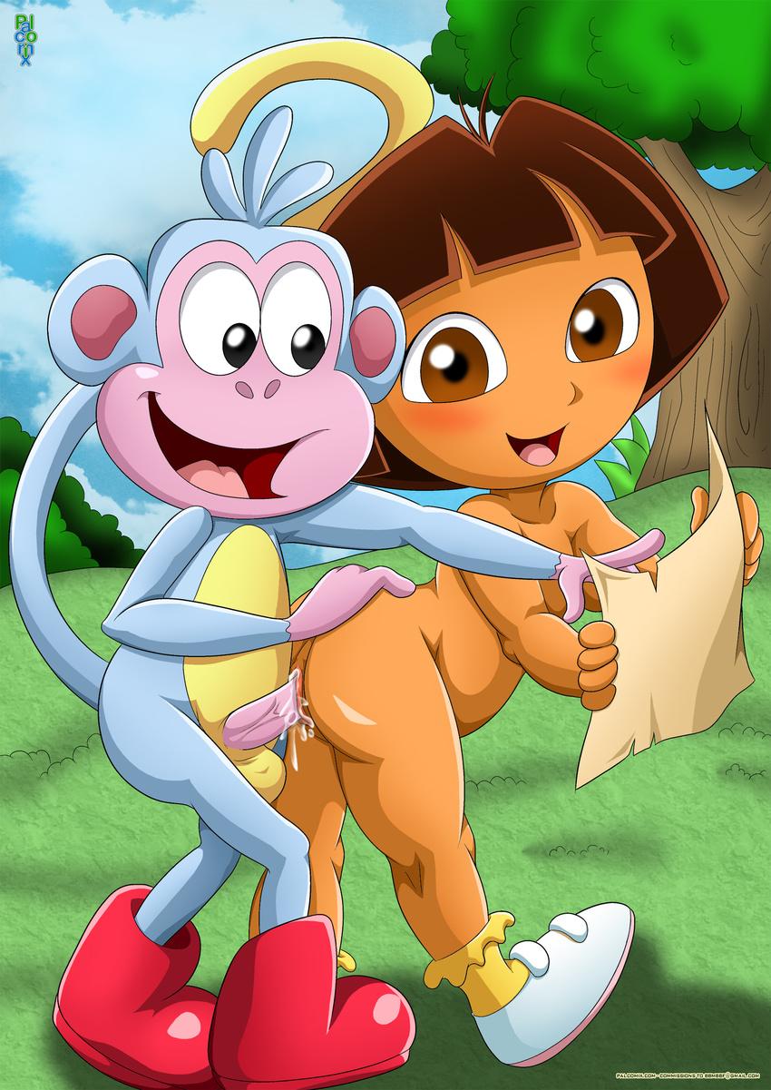 Dora the explorer naked pics 512