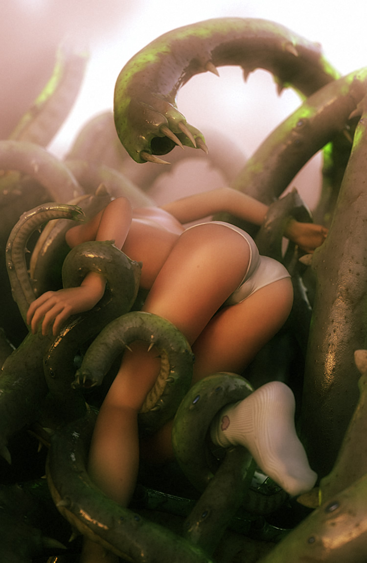 Бдсм осьминог