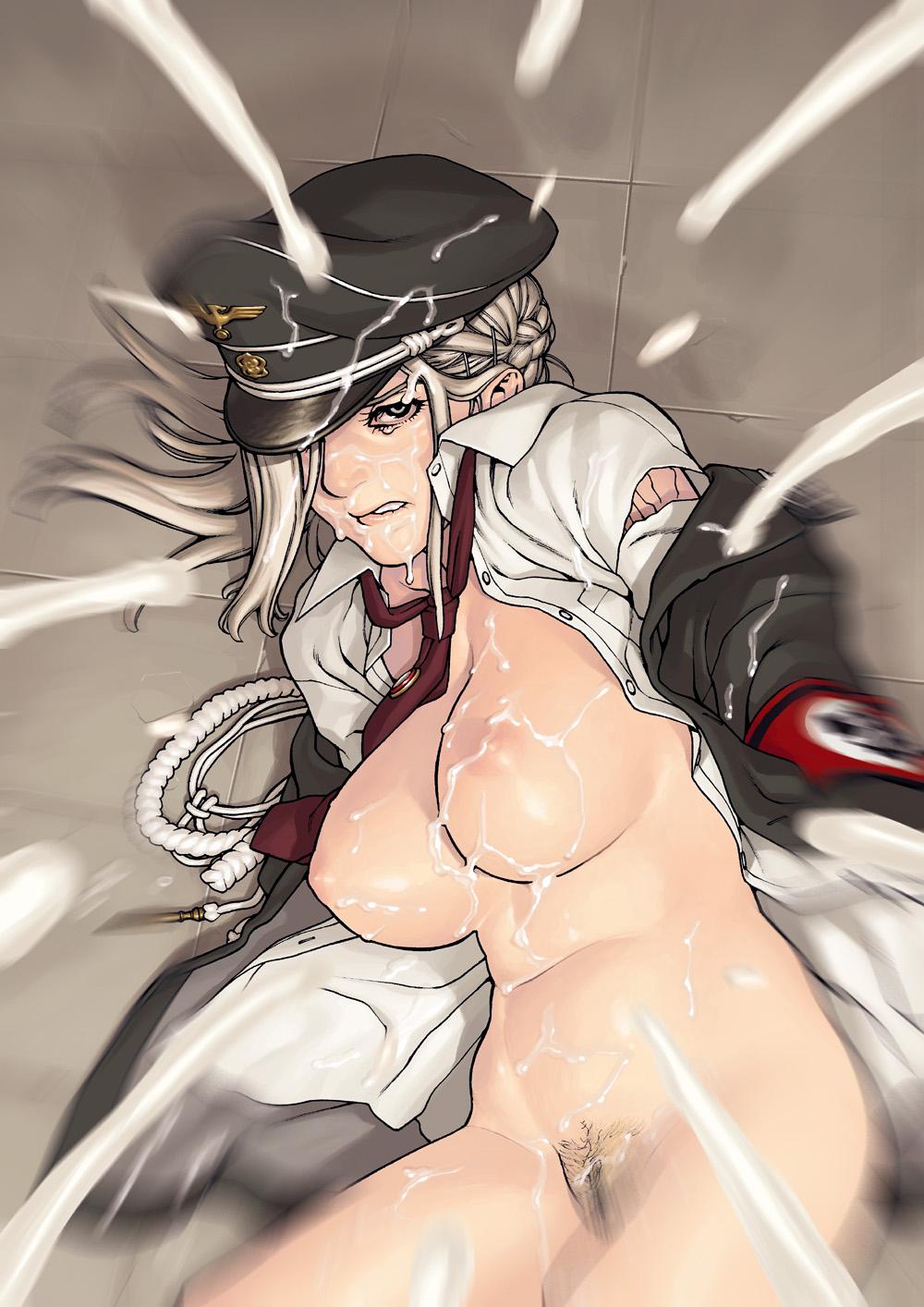 Congratulate, the nude nazi women uniform for the