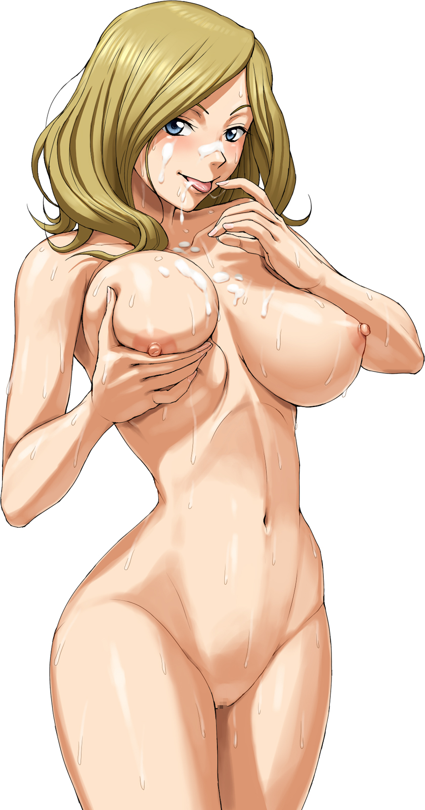 Anime woman with world's largest breasts naked nackt galleries