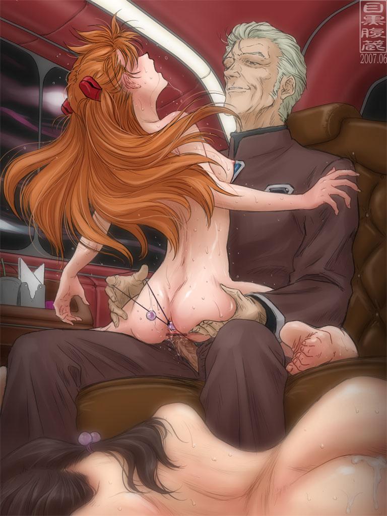 Anime leash sex