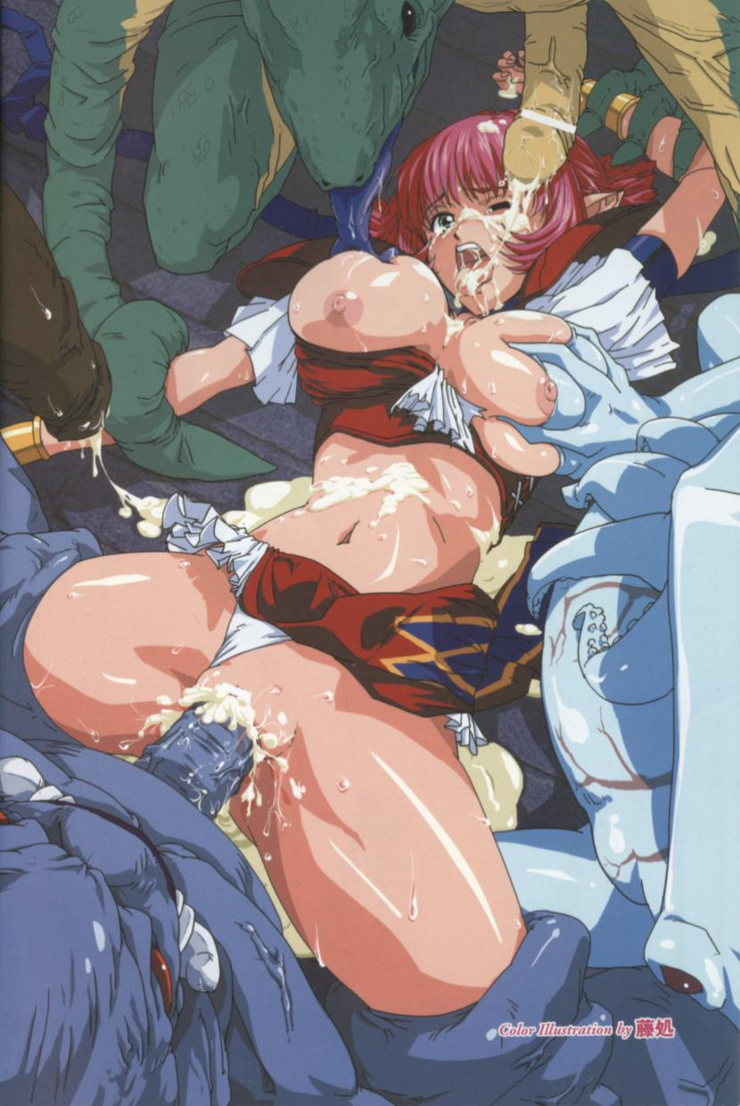 Free hentai monstersex anime pictures