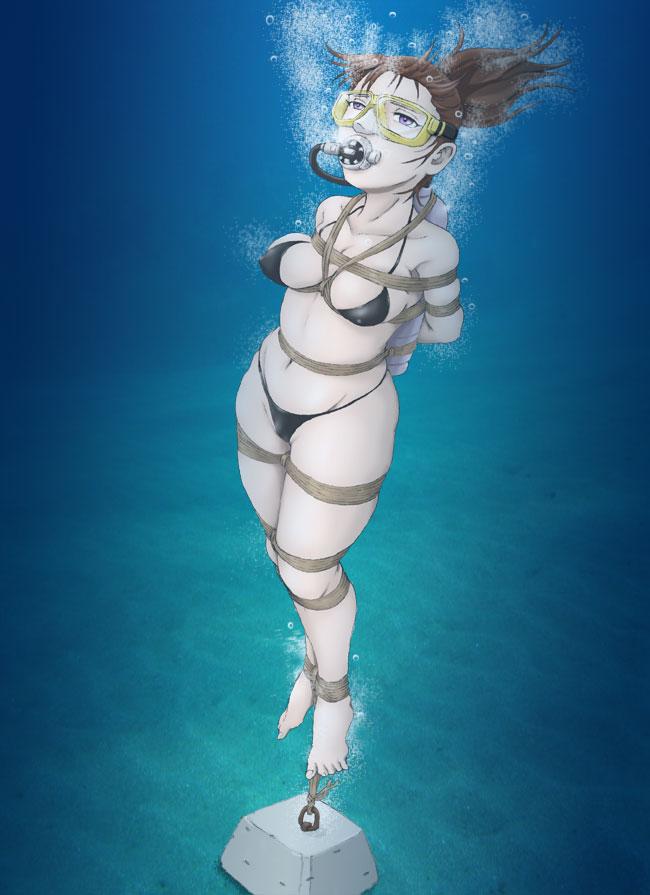 Подводный бдсм