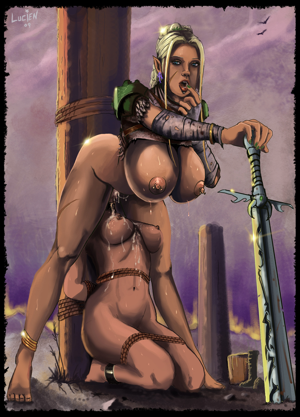 Gallery world elf soldier gif hentai erotic pictures