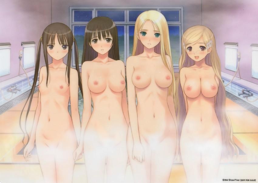 Фото голые аниме девушки 49512 фотография