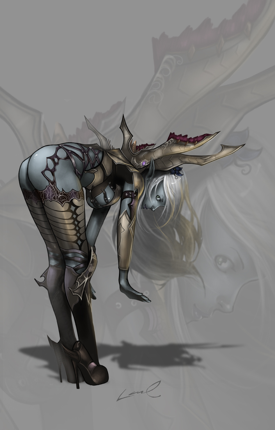 Lineage 2 porn dark elf erotic movies