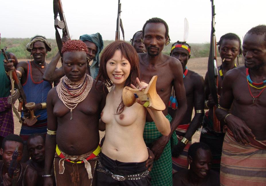 Фото японка в африке возрасте симпотные