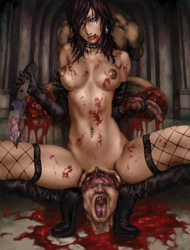 Кровавые Порно Ужасы