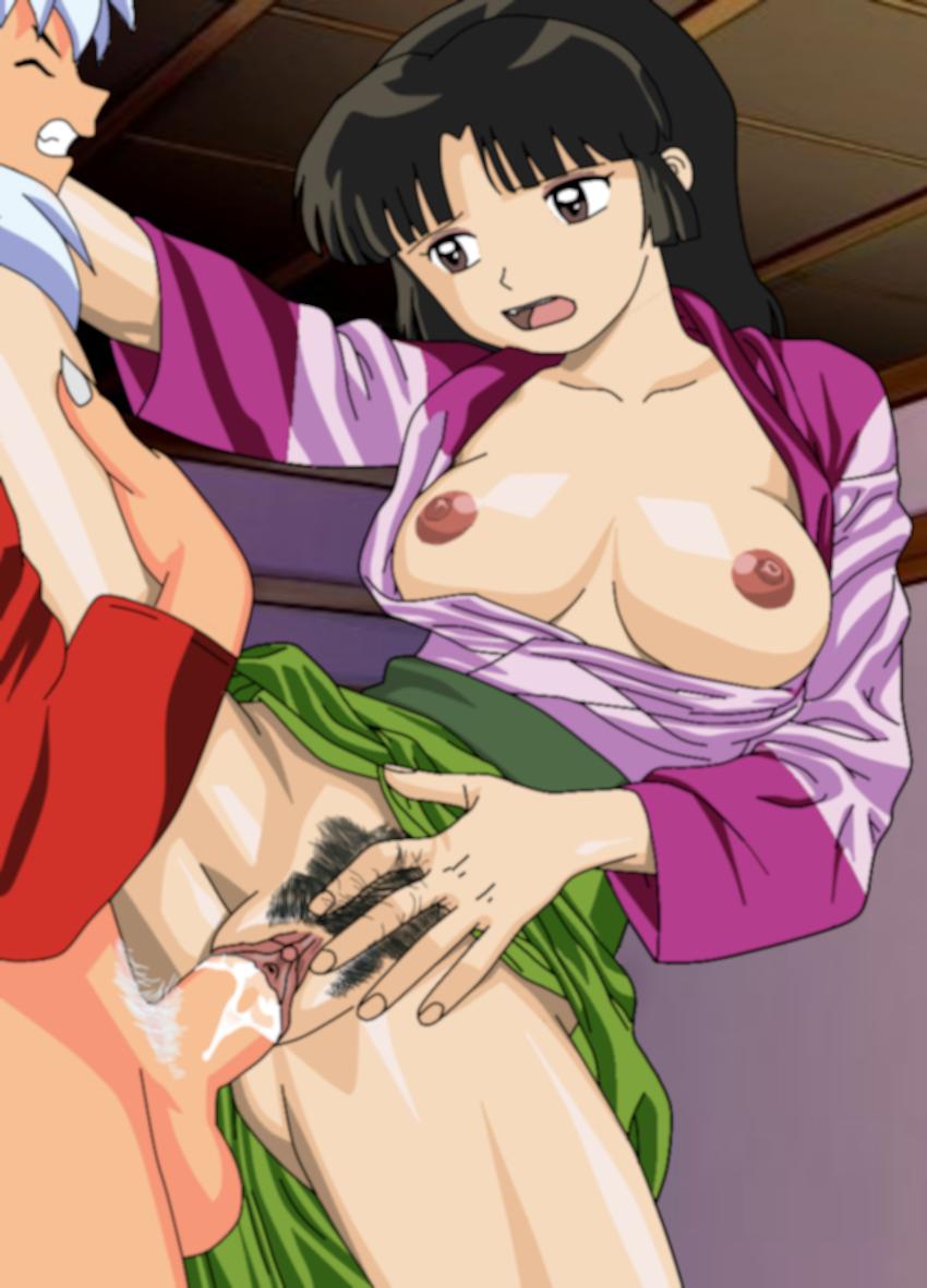 Inuyasha hentai manga comic porn