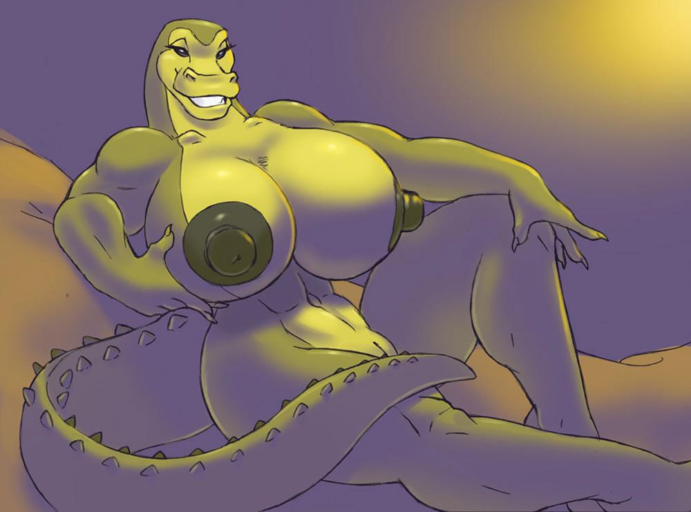 эротика крокодил-пг2