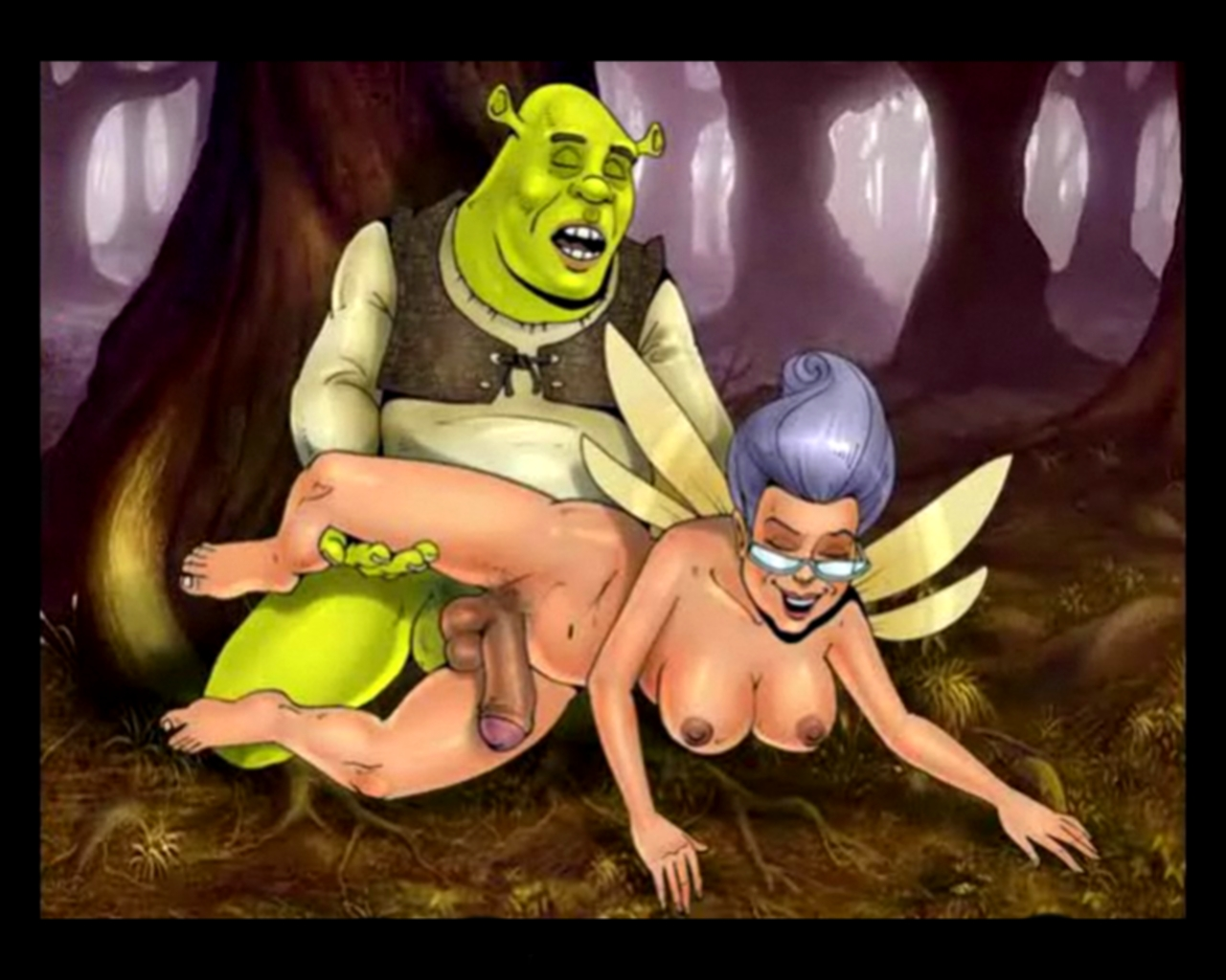 Nude fiona from shrek pics sex videos