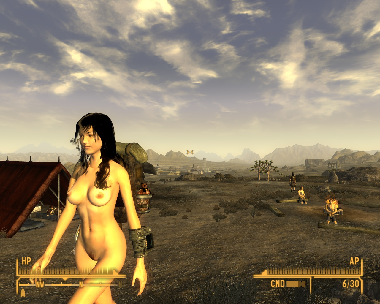 Fallout 3 the nude patch hentai image