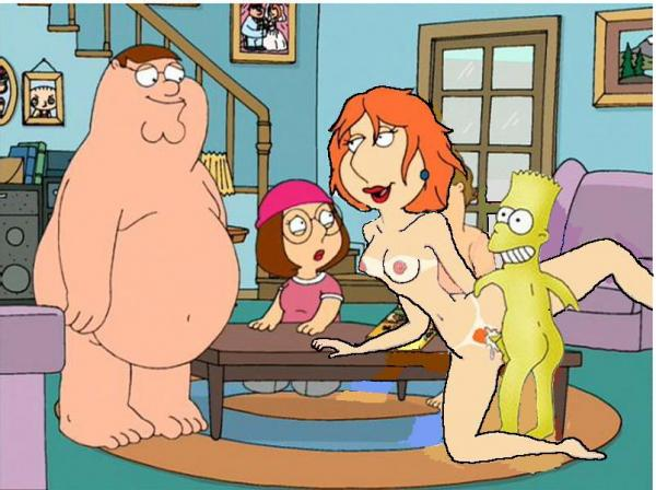Family guy peter and lois wedding first day sex