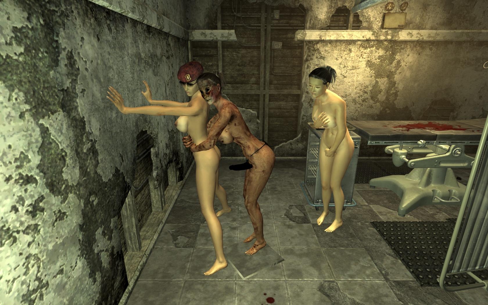 порно мод fallout