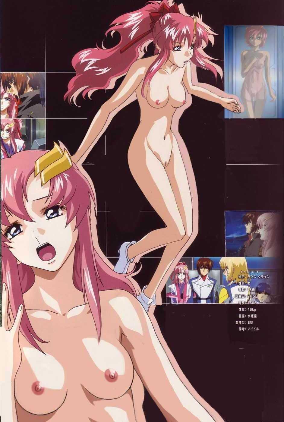 Gundam seed destiny nude sex