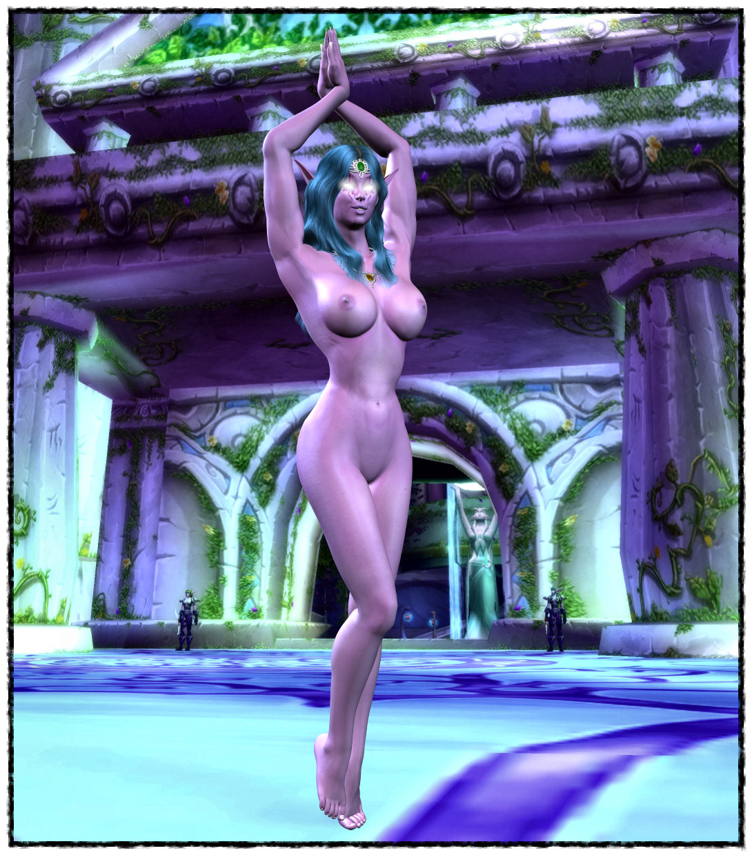 Night elf archer sex erotica housewives