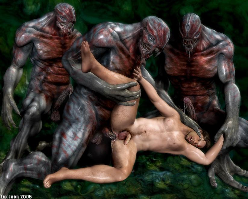 Гей Порно Комиксы Зомби