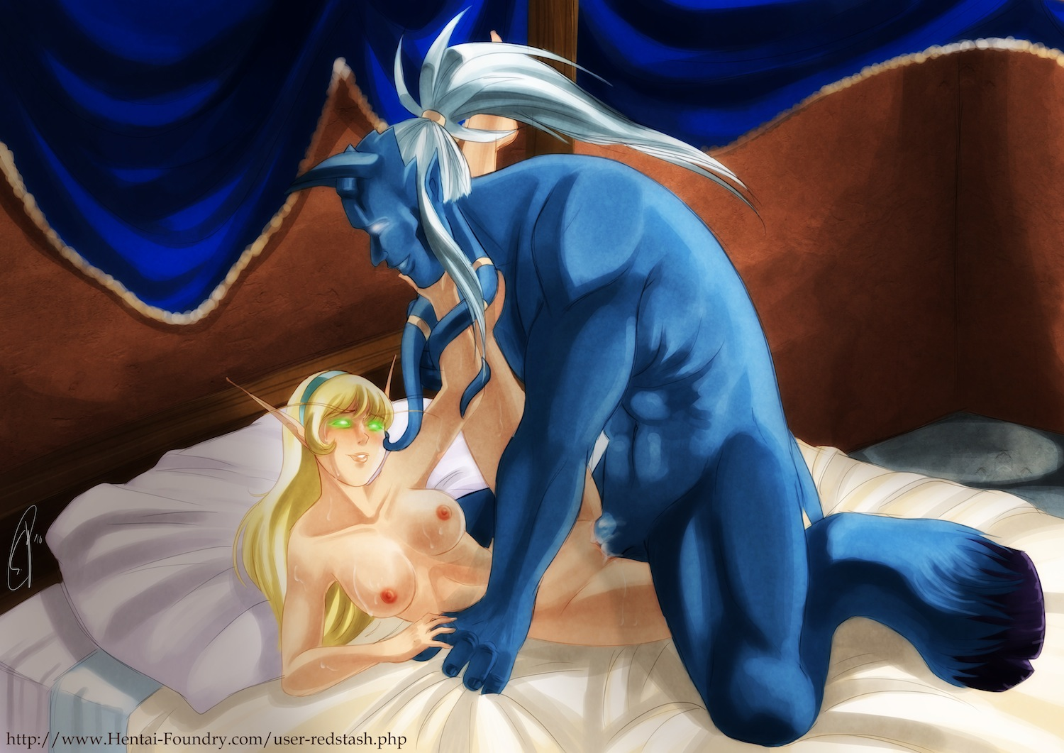 Night elf archer sex fucks photos