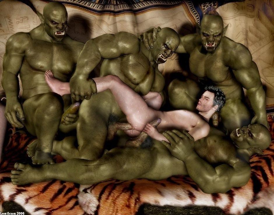 монстры гей секс картинки