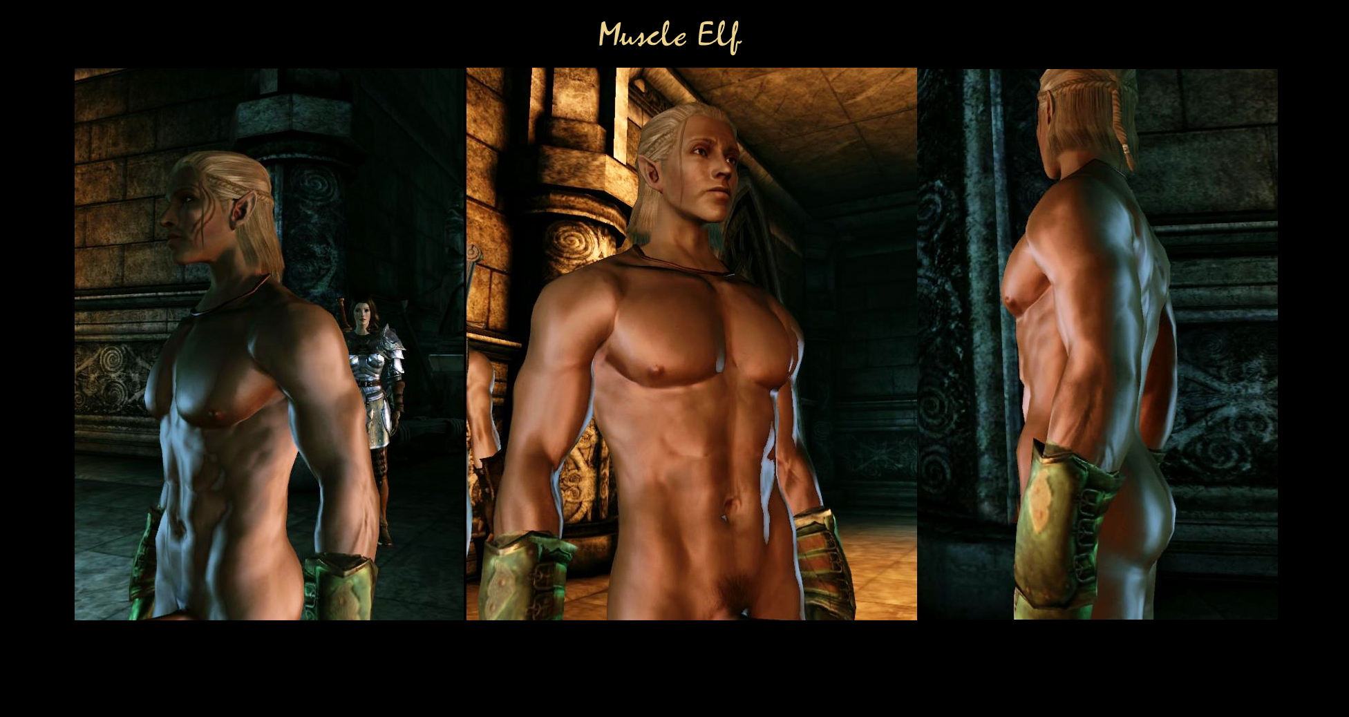 Dragon age origins city elf fuck porn  hentia video