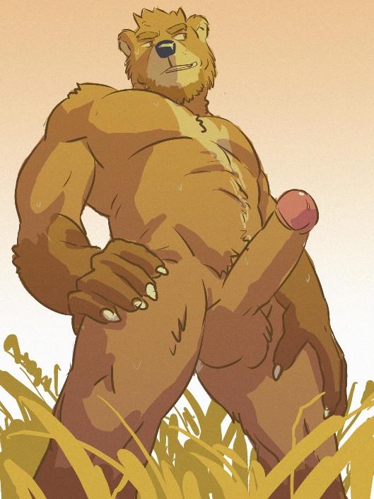 Гей Порно Медведи