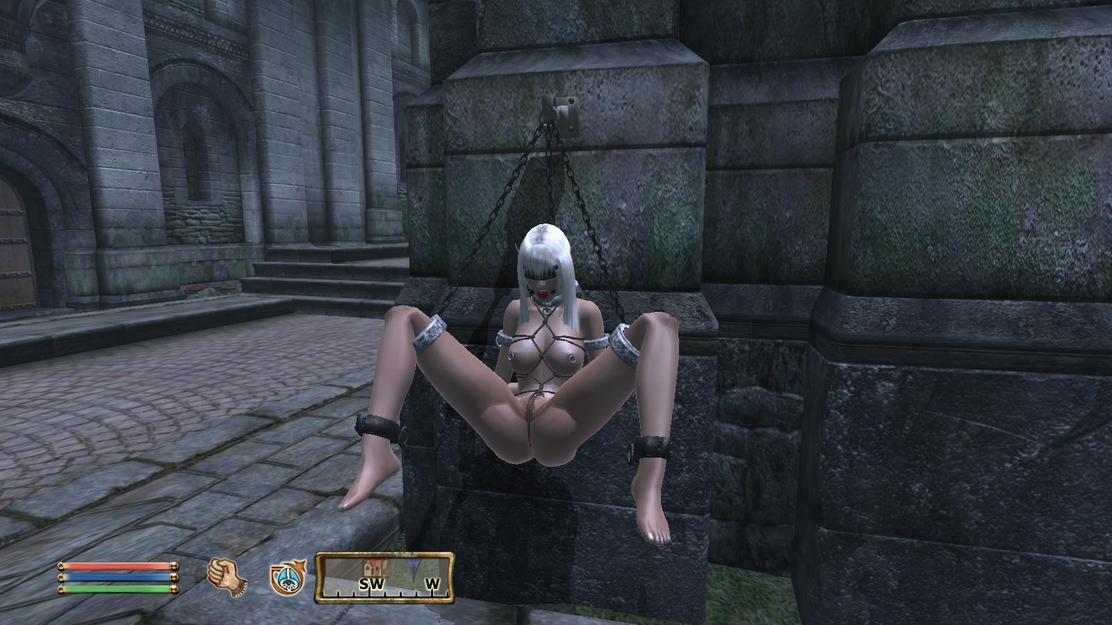 Oblivion naked elf hentia pics