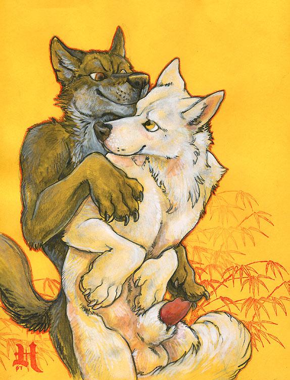 Virginia wolf gay