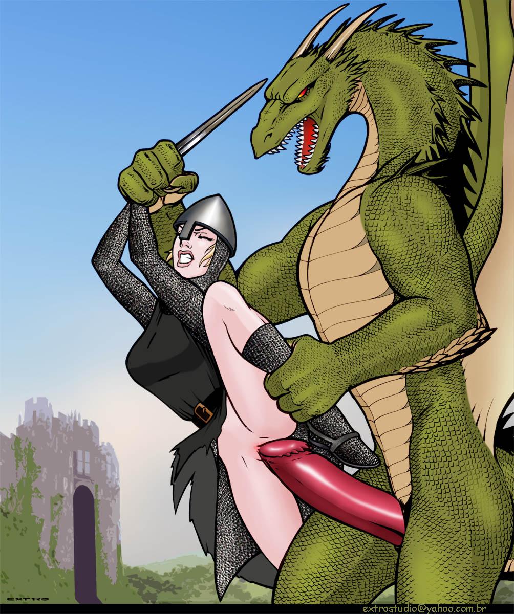 Порно фильм секс с рыцарем