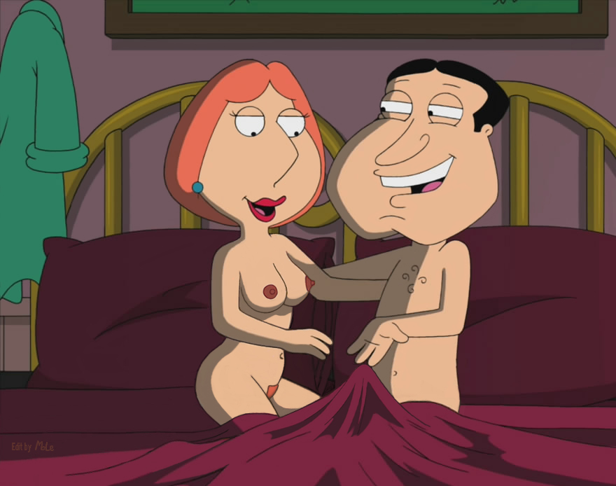 Pity, that Quagmire getting a blowjob opinion