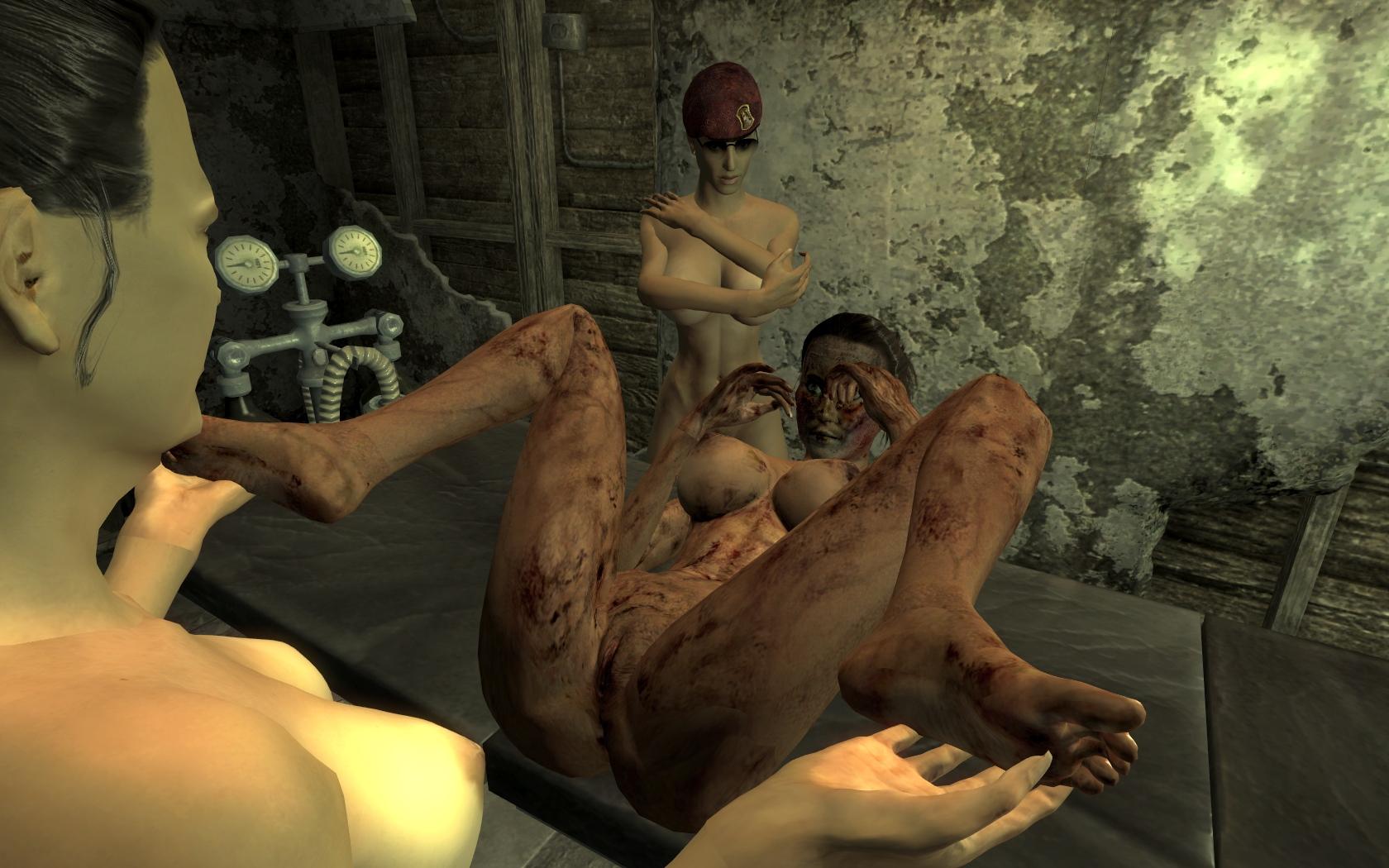 Sfm Fallout New Vegas Porn