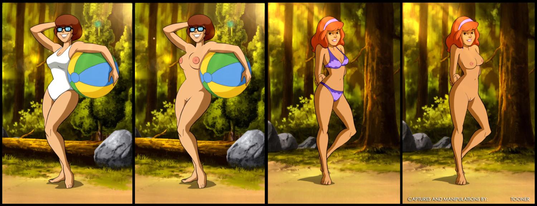 Daphne cartoon porn