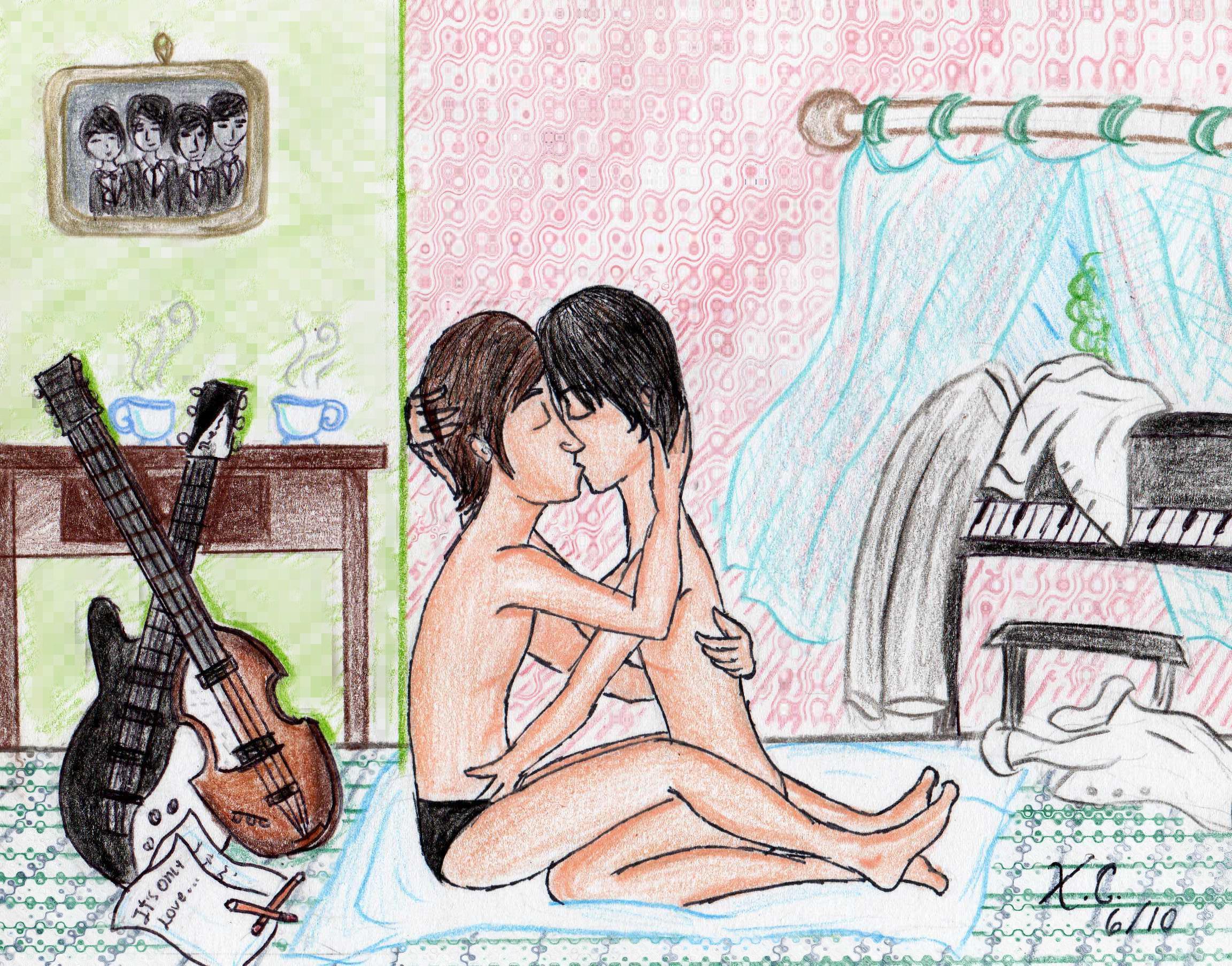 John Lennon Pancake Orgy By Aeskulapmoth On Deviantart
