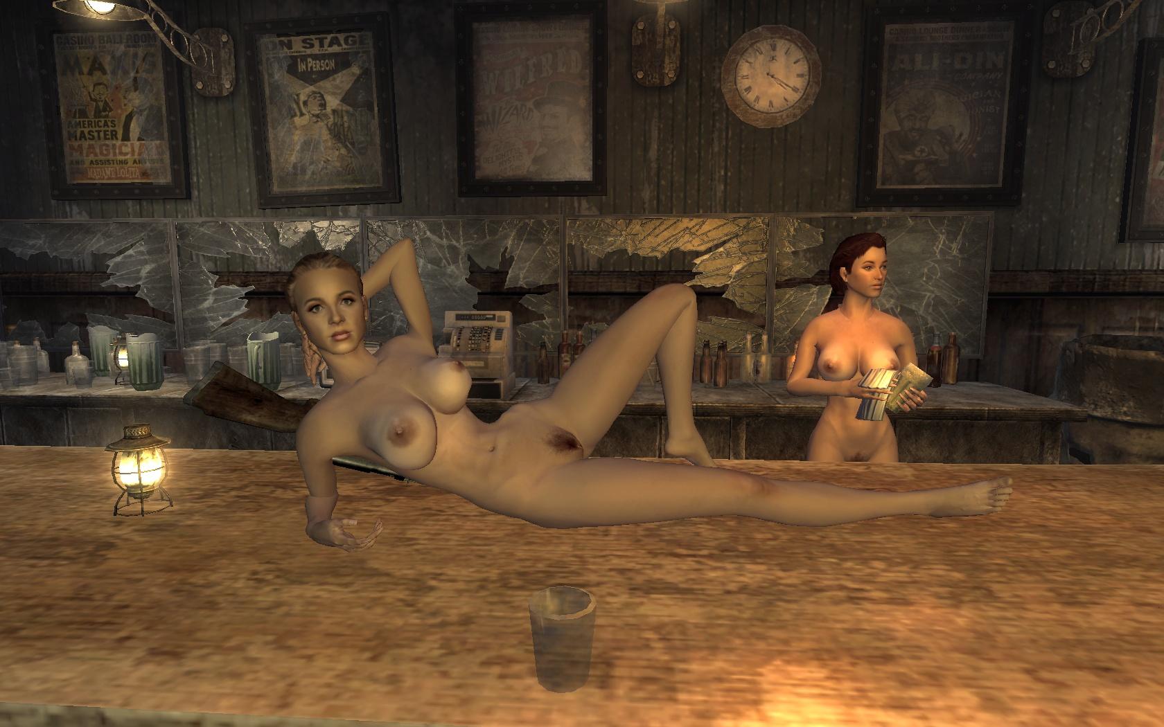 Fallout New Vegas Porn Gifs