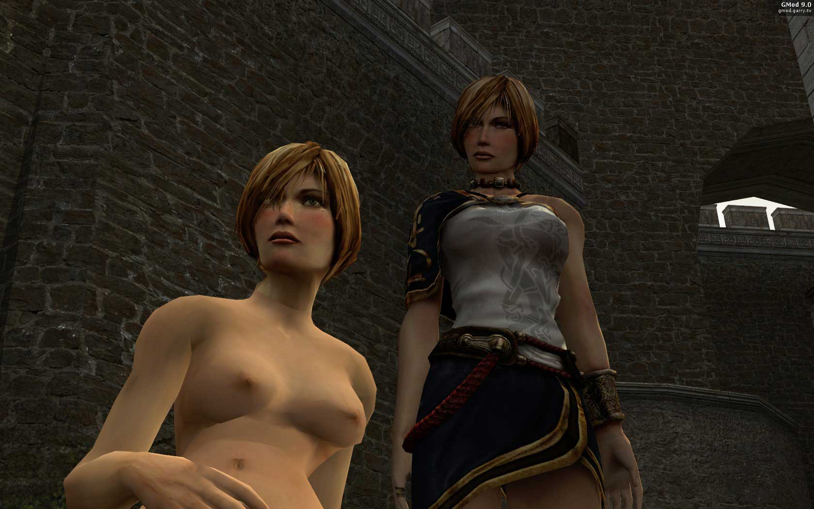 Dark messiah xana nude sex toons