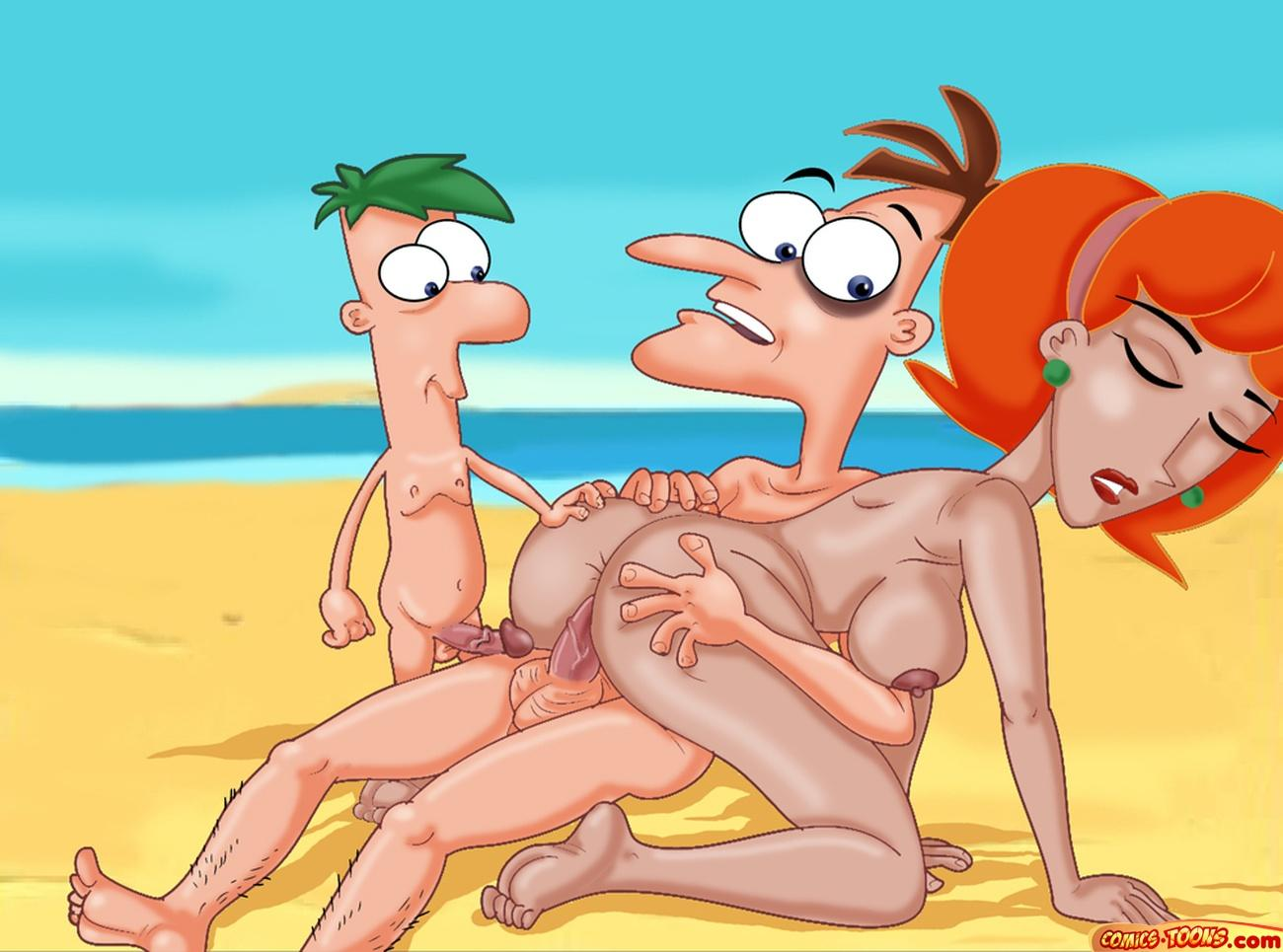 Phineas and ferb fucking gallery