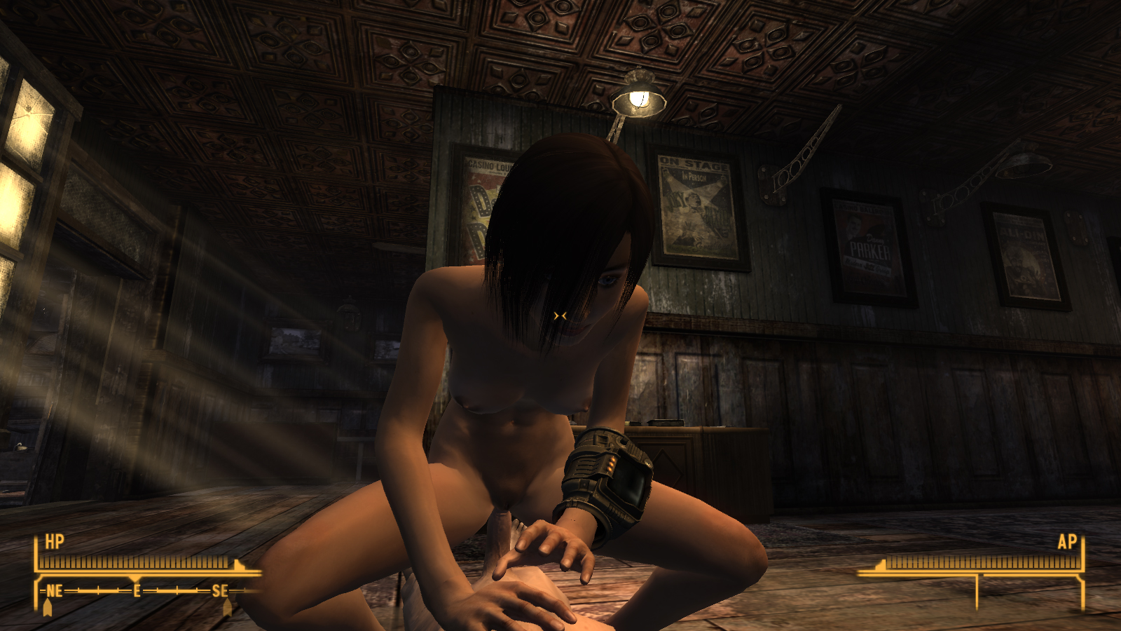 Nude patch for fallout tactics erotic scenes