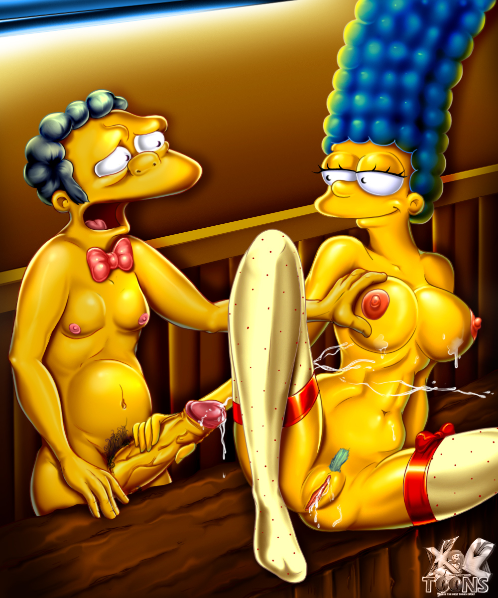 Simpsons hentai gifs porn video