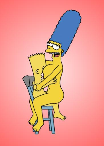 Marge simpson almost naked — pic 5