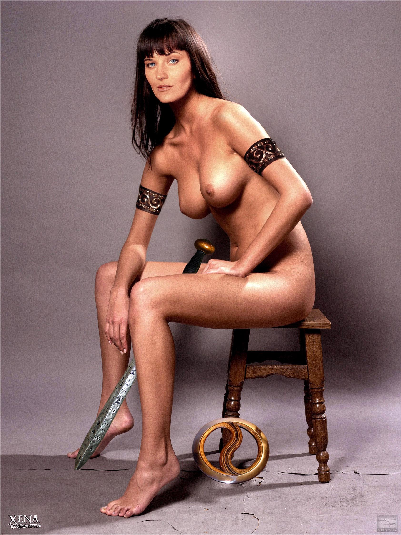 Xena warrior princess bondage