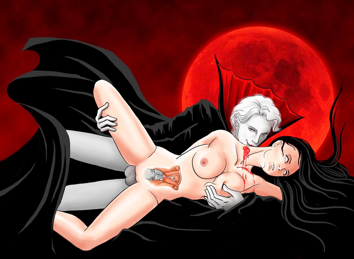 Дракула на русском вампиры порно