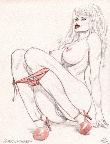 julius zimmerman erotic art № 115737