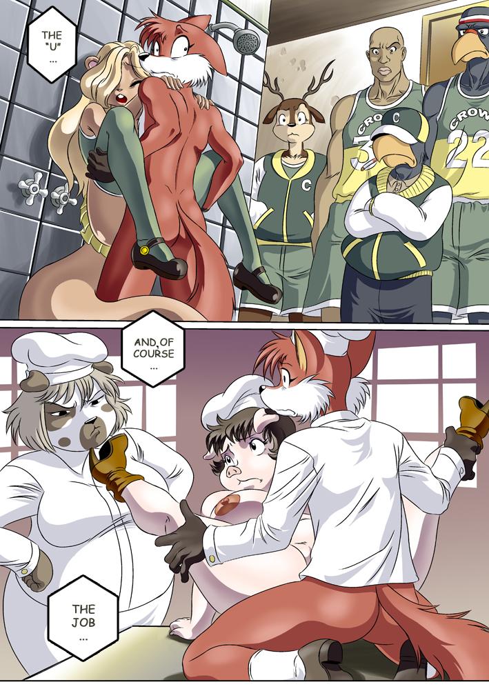 комиксы yiff furry