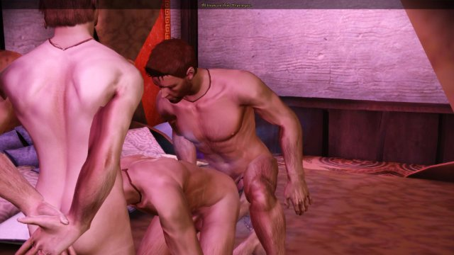 Dragon Age Alistair Naked Gay