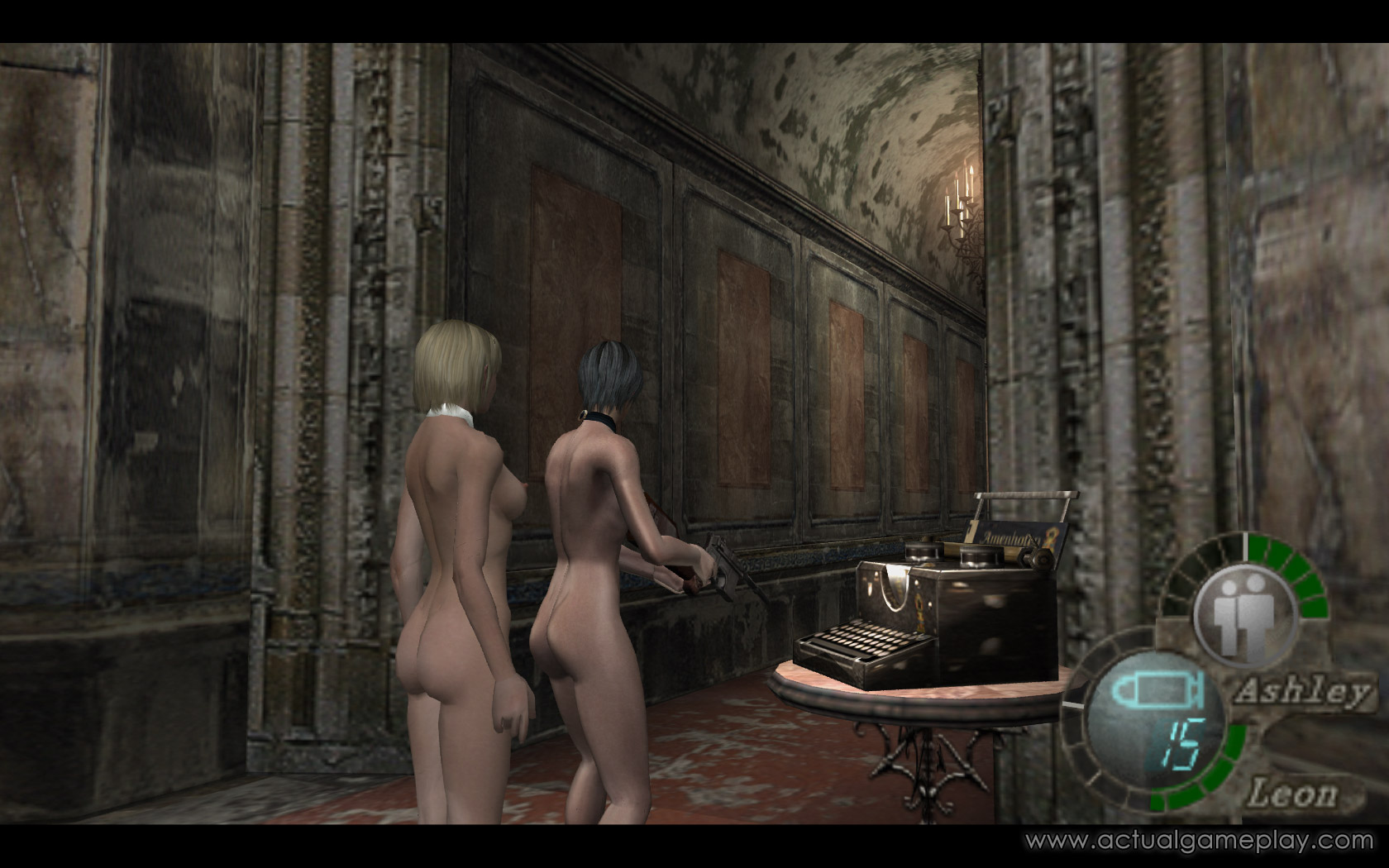 Resident evil 4 ashley porn video fucked model