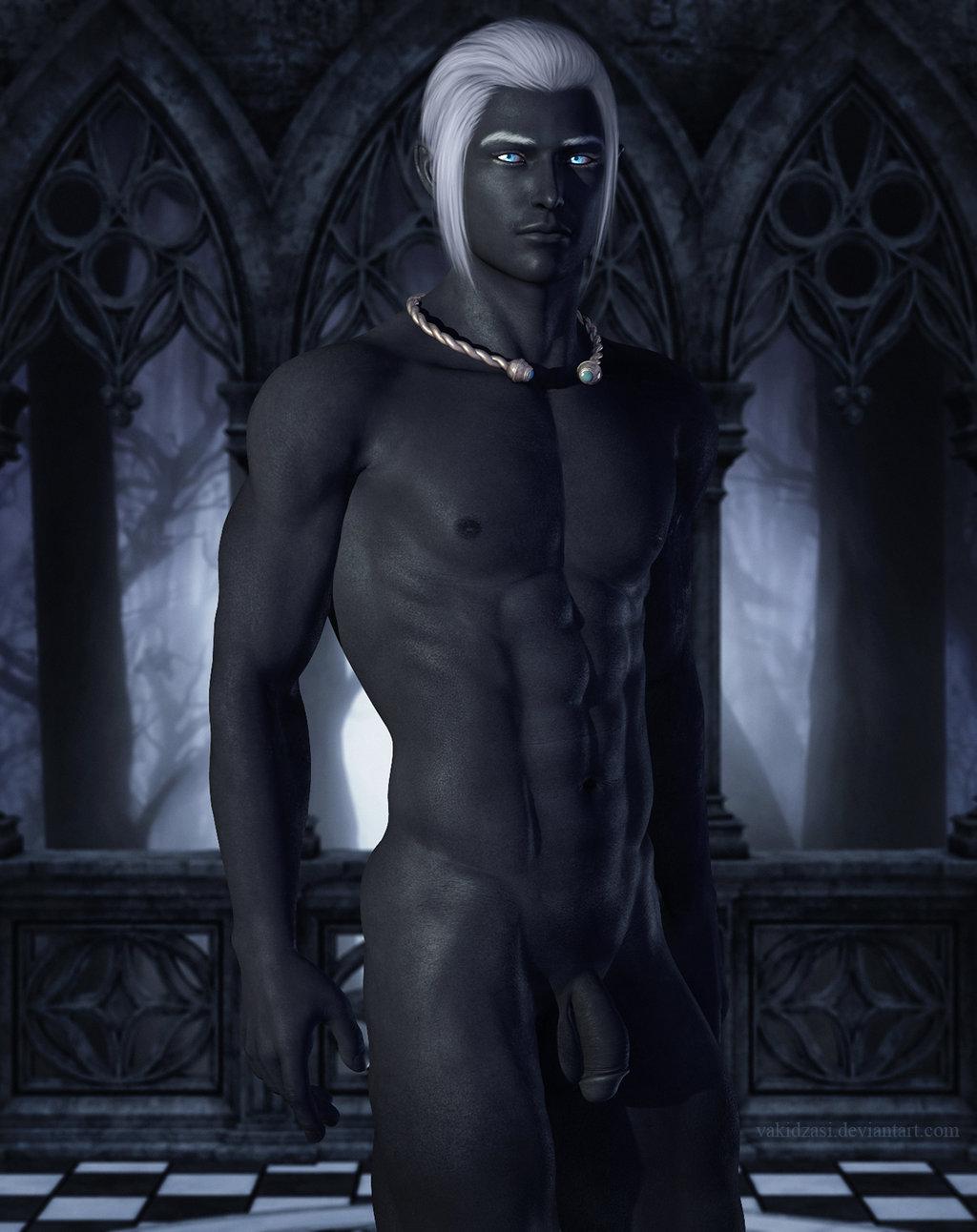 Elf men naked fucking tits