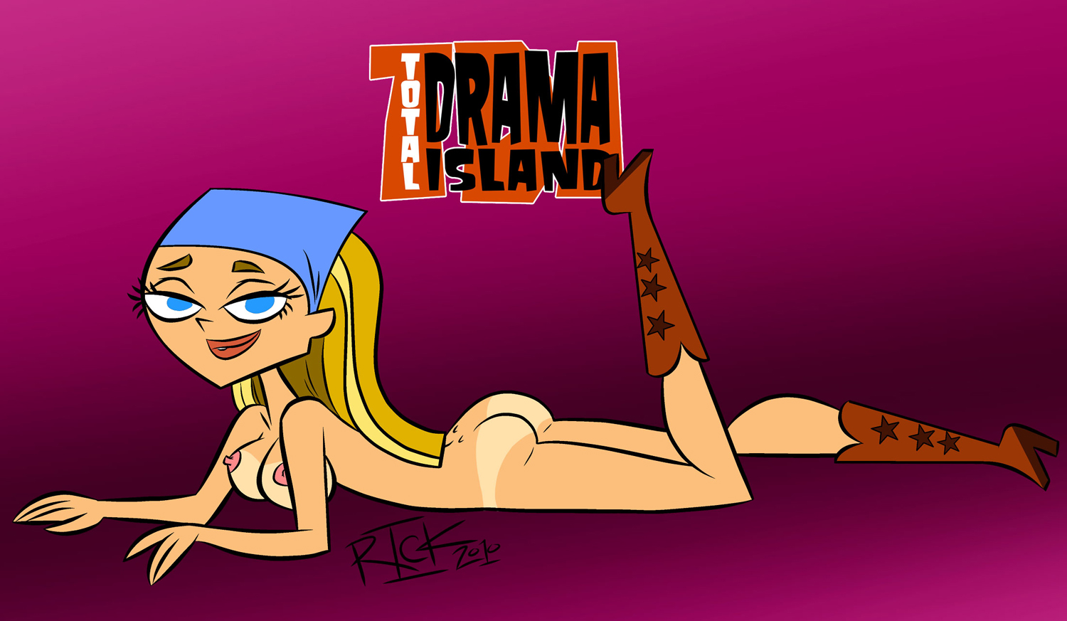Total drama women characters naked — img 6