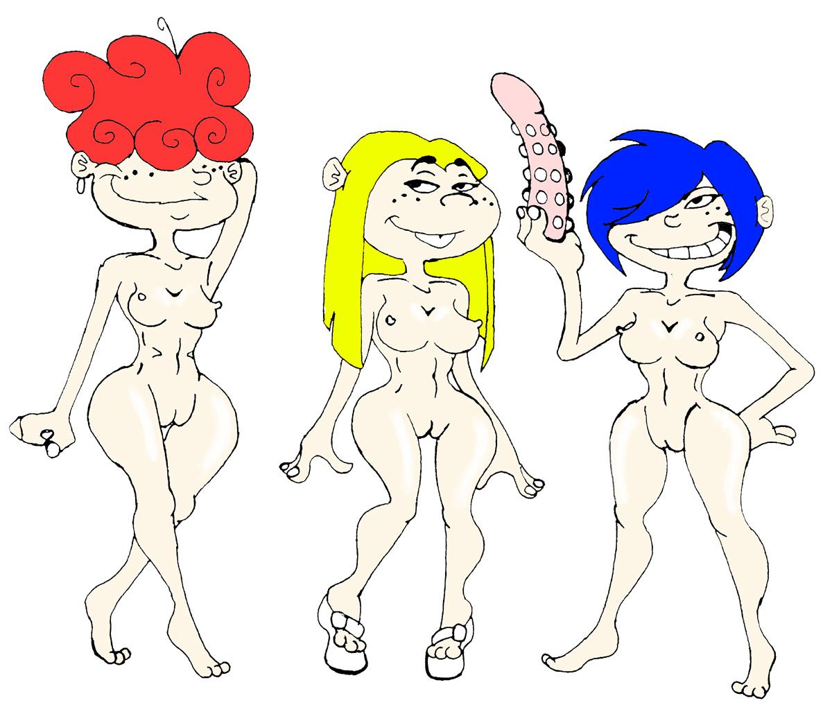Kanker Sister Cartoon Porn