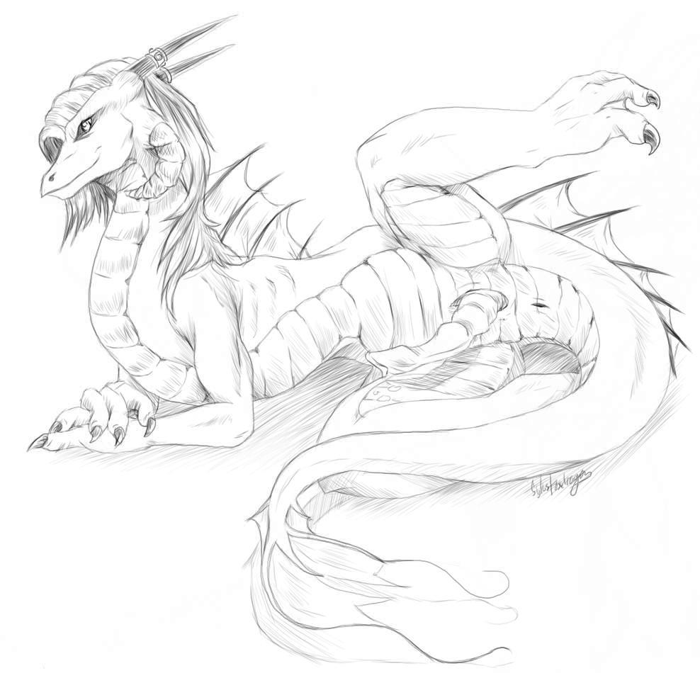 Bad dragon story corner
